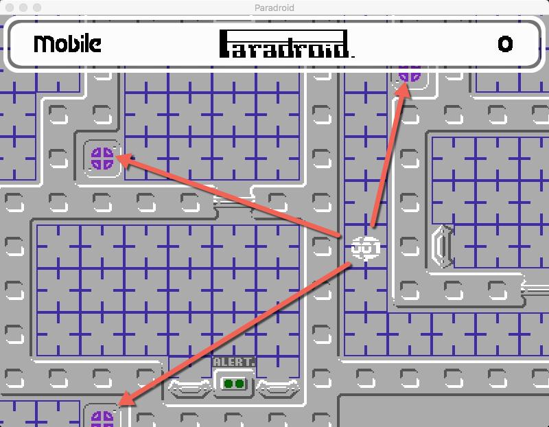 Paradroid Lift 01