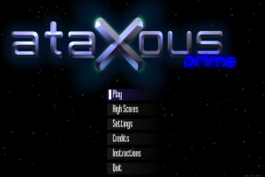 ataXous TitleScreen